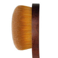 thumb-Blush & Contouring & Highlighting Face Brush - Handcrafted Brushes-2