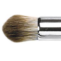 thumb-Blending & Concealer brush - Handcrafted Brushes-1