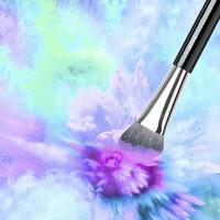 thumb-Blending & Concealer brush - Handcrafted Brushes-5