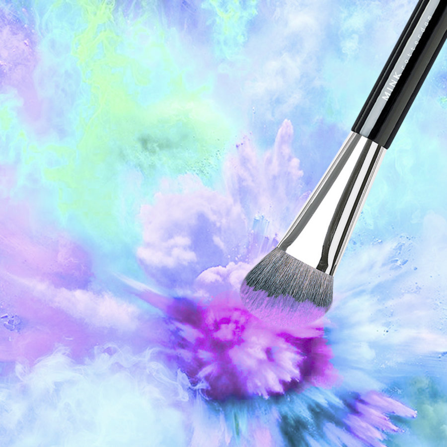 Blush & Contouring & Highlighting Face Brush - Handcrafted Brushes-4