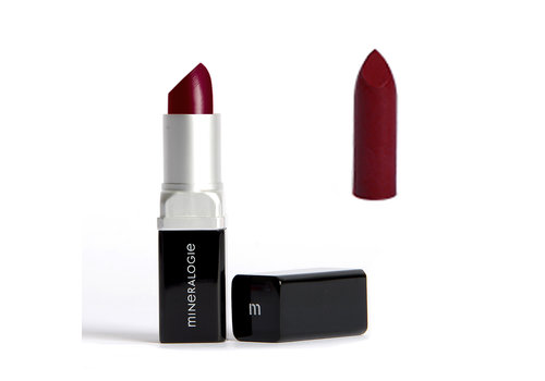 Mineralogie Lipstick - Regal Ruby