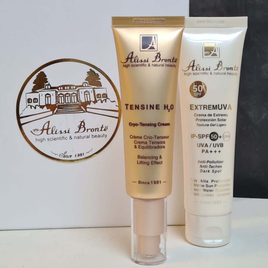 Tensine H2O & ExtremUVA SPF 50 Limited Edition Giftbox-1