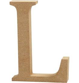 mdf letter L