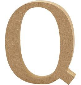 mdf letter Q