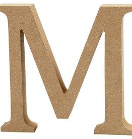 mdf letter M