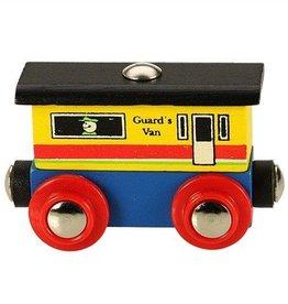 BigJigs lettertrein wagon