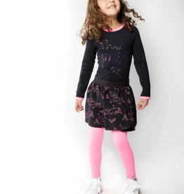 O'Chill jurk Beau glitter aop