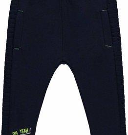 Quapi Marcus navy sweatpants