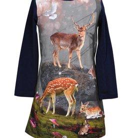 SomeOne jurk dieren in het bos