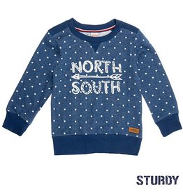 Sturdy sweater North South, Outsiders