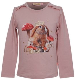 SomeOne l.roze shirt Miloe konijn