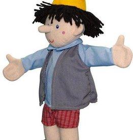 Clap-clap! handpop pinoccio