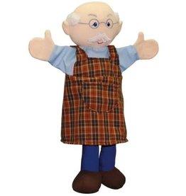 Clap-clap! handpop Gepetto / opa / Abraham