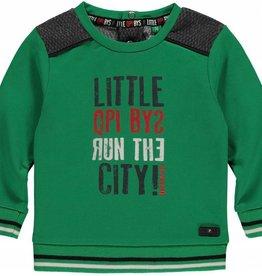 Quapi sweater Martinus groen