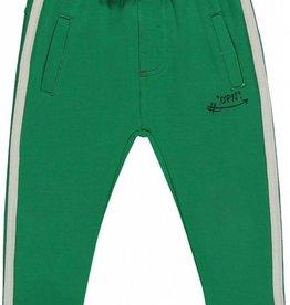 Quapi groene sweatbroek Matthijs