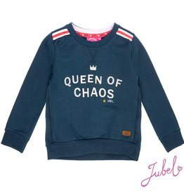 Jubel sweater Queen of Chaos Frosted