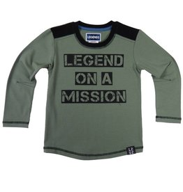 Legends22 longsleeve Legend on a mission