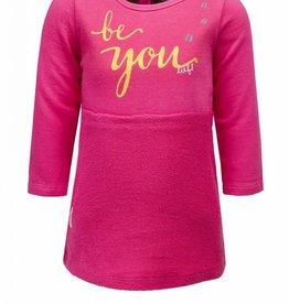 Lief! roze jurkje be you