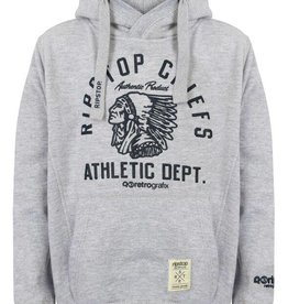 Ripstop grijze sweater Maryland Hood