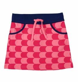 Happy Nr. 1 skirt seventies pinks & blue