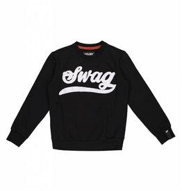 4President zwarte sweater Steve