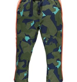 Tygo & vito army jogpants aop tapes