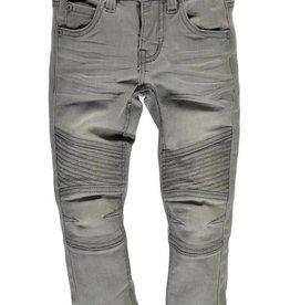 Tygo & vito grijze skinny jeans knee patches