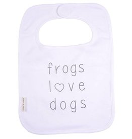 Frogs and Dogs slabber wit