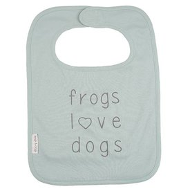 Frogs and Dogs slabber mintgroen