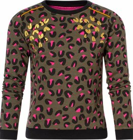 Chaos and Order Sweater Bodean olive