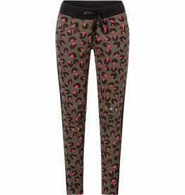 Chaos and Order Sweatpants Charlie olive
