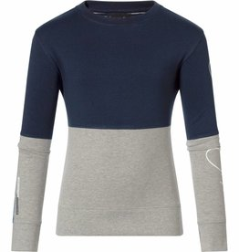 Chaos and Order Sweater Lancster navy