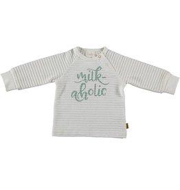 Bess witte longsleeve milk-aholic