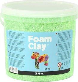 Foam Clay®  neon groen 560gr