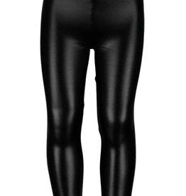 Bampidano jr. zwarte leatherlook legging