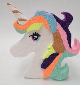 styropor /  piepschuim unicorn