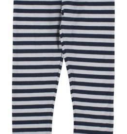 Birds by D-rak blauw/wit gestreepte legging