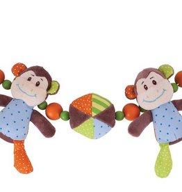 BigJigs wandelwagenspanner cheeky monkey