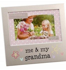 Bambino by J fotolijstje me & my grandma