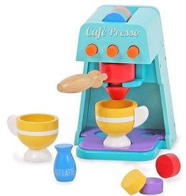 Mentari houten espresso koffiezetapparaat