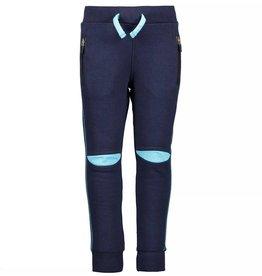 Blue Seven donkerblauwe joggingbroek explore the space