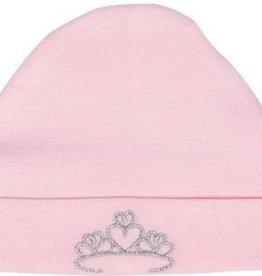V.I.B. mutsje kroontje roze