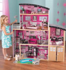 kidkraft poppenhuis Sparkle Mansion