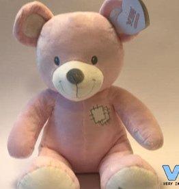 vib grote roze pluche beer 60 cm