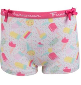 Fun2Wear meisjes boxershortje ice cream