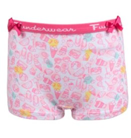 Fun2Wear meisjes boxershortje small things pink