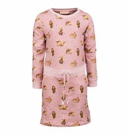 SomeOne l.roze jurk konijntjes - Miloe