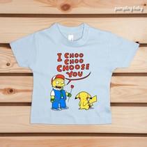 I Choo Choose You! BABY T-shirt