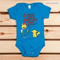 I Choo Choose You! baby body