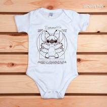 Stitch Vitruvien baby body